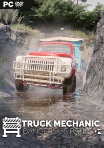 Truck Mechanic: Dangerous Paths