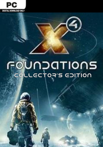 X4 Foundations - Collector's Edition